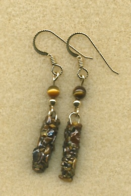 how to make caddisfly jewelry