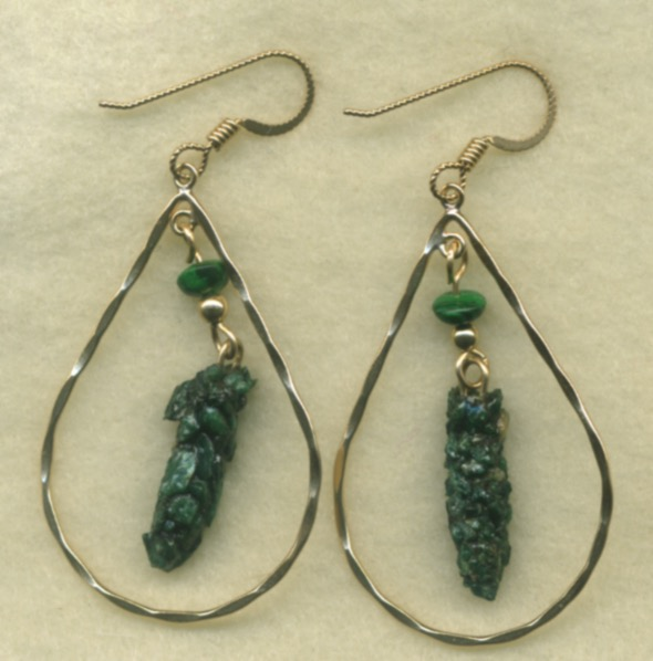 shop for caddisfly earrings jewelry made by the caddisfly